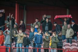 by Hemel FC photographer Terry Rickeard - the Tudor Army at Ebbsfleet