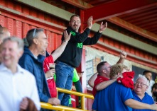 during the game between Hemel Hempstead Town vs Oxford City in the Vanarama National League South at Vauxhall Road, Hemel Hempstead on September 29th 2018