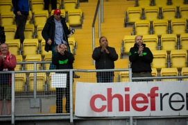 during the game between Truro City FC vs Hemel Hempstead Town in the Vanarama National League South at Plainmoor, Torquay on October 13th 2018